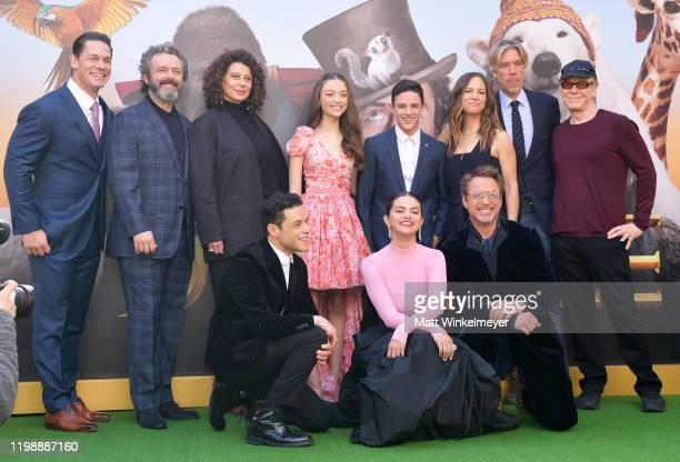 John Cena Michael Sheen Chairman of Universal Filmed Entertainment Group Donna Langley Carmel Laniado Harry Collett Susan Downey Stephen Gaghan Danny...