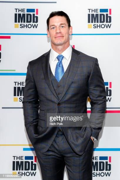 John Cena visit's 'The IMDb Show' on January 10, 2020 in Santa Monica, California. This episode of 'The IMDb Show' airs on January 20, 2020.