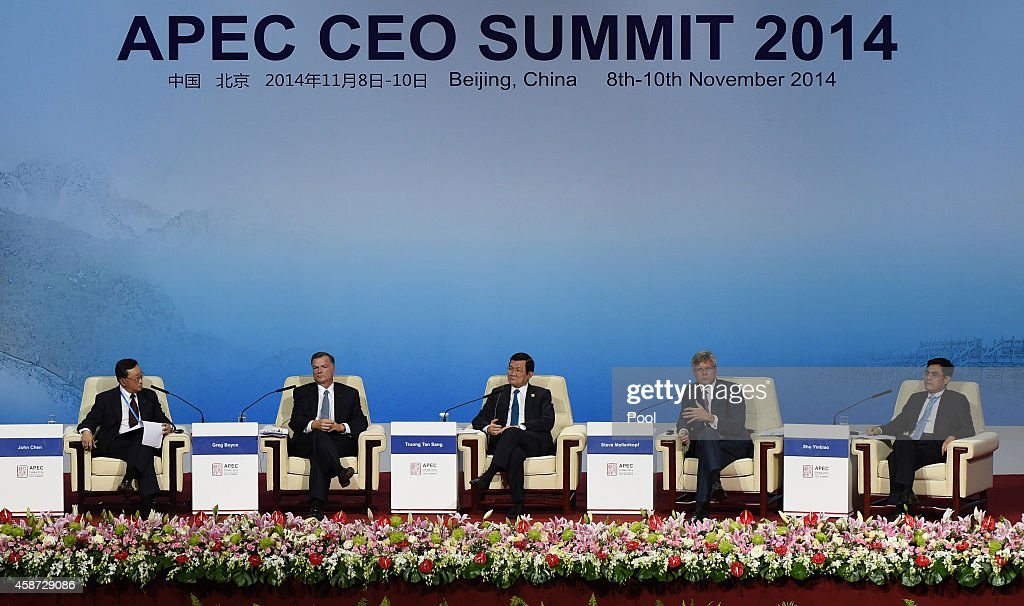 Asia-Pacific Economic Cooperation  Summit