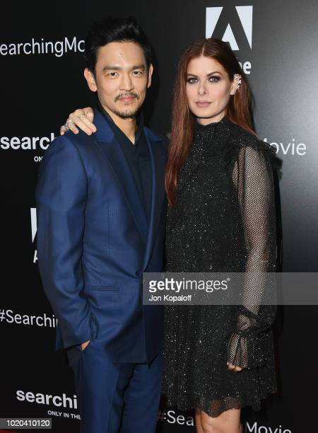 Director Aneesh Chaganty attends the premiere of 'Searching' on August 20 2018 at the ArcLight Theatre in Hollywood California