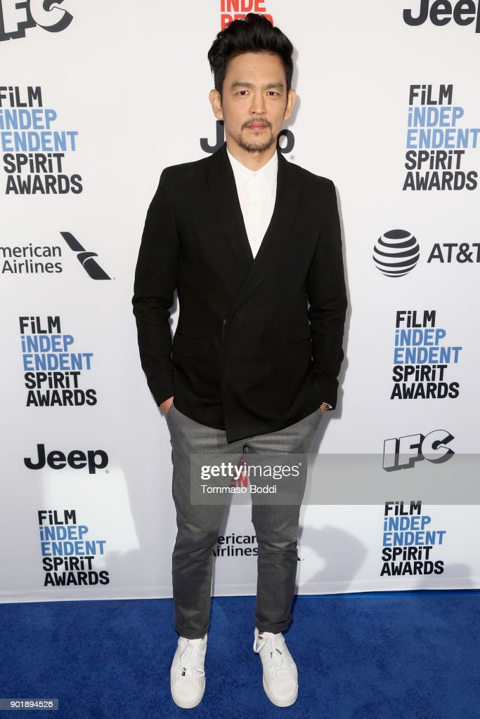 John Cho attends the Film Independent Spirit Awards Nominee Brunch at BOA Steakhouse on January 6, 2018 in West Hollywood, California.