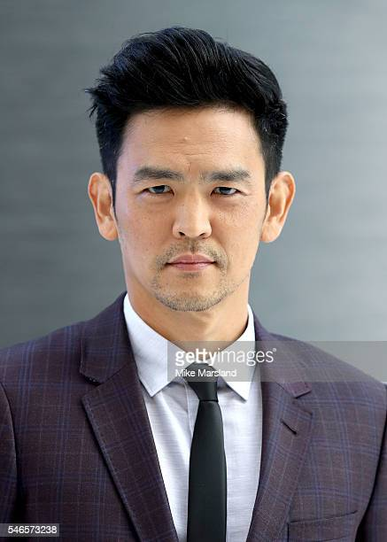 John Cho attends the UK Premiere of Star Trek Beyond at Empire Leicester Square on July 12 2016 in London England