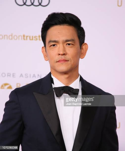 John Cho attends the Unforgettable Gala 2018 at The Beverly Hilton Hotel on December 8 2018 in Beverly Hills California