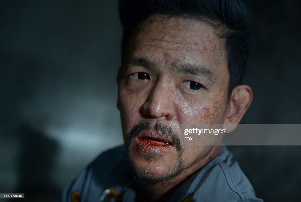 John Cho in the 'Heaven of Hell' episode of THE EXORCIST airing Friday, Dec. 1 (9:01-10:00 PM ET/PT) on FOX.