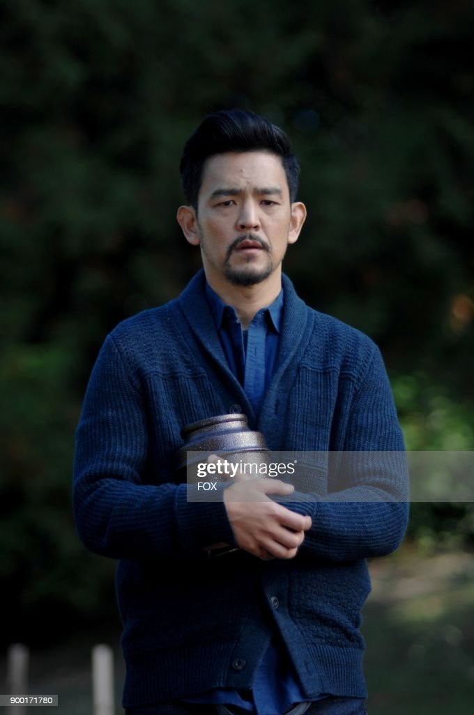 John Cho in the 'Help Me' episode of THE EXORCIST airing Friday, Nov. 17 (9:01-10:00 PM ET/PT) on FOX.