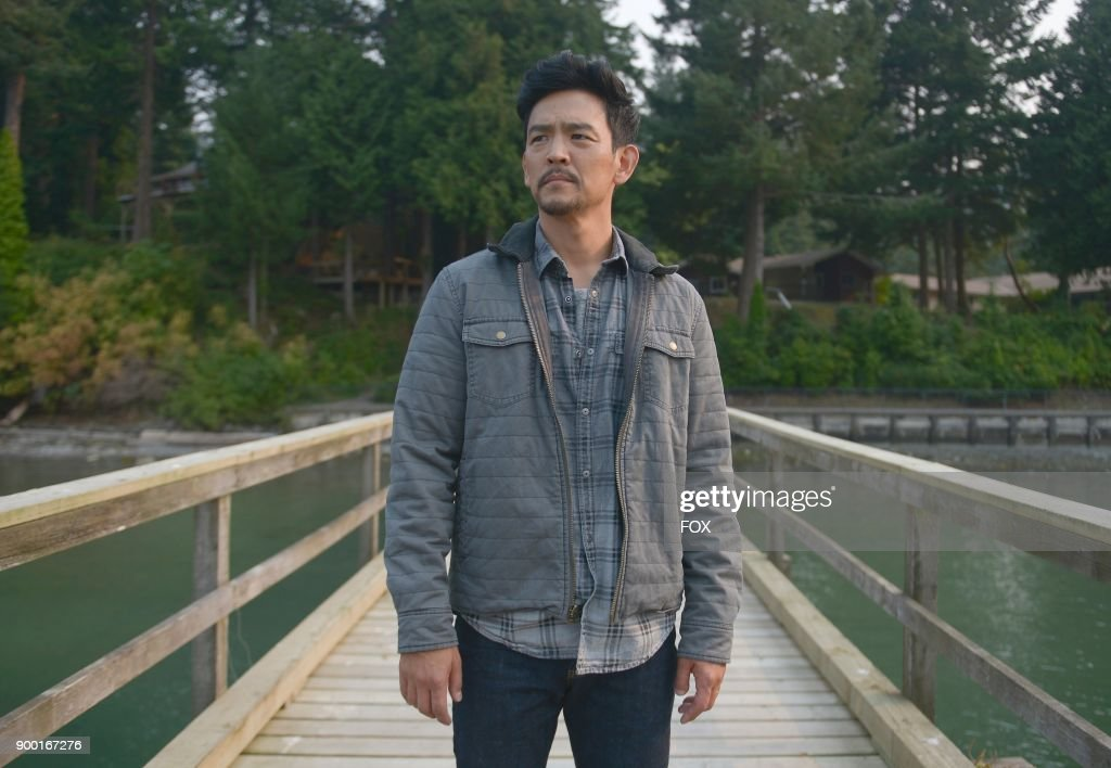 John Cho in the 'Janus' season premiere episode of THE EXORCIST airing Friday, Sept. 29 (9:00-10:00 PM ET/PT) on FOX.