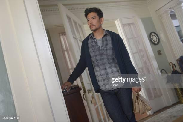 John Cho in the Janus season premiere episode of THE EXORCIST airing Friday Sept 29 on FOX