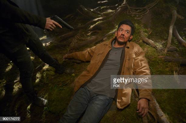John Cho in the season finale 'Unworthy' episode of THE EXORCIST airing Friday Dec 15 on FOX