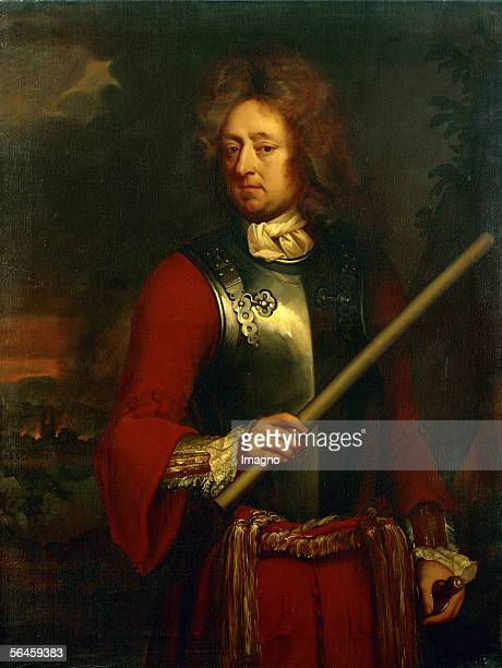 John Churchill, Duke of Marlborough , commander in the War of the Spanish Succession, victories over the French armies in Blenheim, Oudenaarde and...