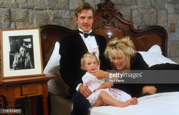 John Clark Gable, son of Clark Gable and his wife Tracy Yarro with their daughter Kayley Gable born in 1986, they had a son Clark Gable 111 in 1988...
