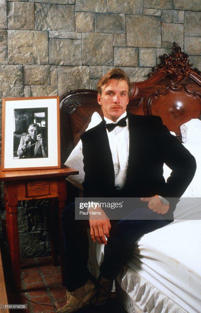 John Clark Gable, son of Clark Gable was married to Tracy ...
