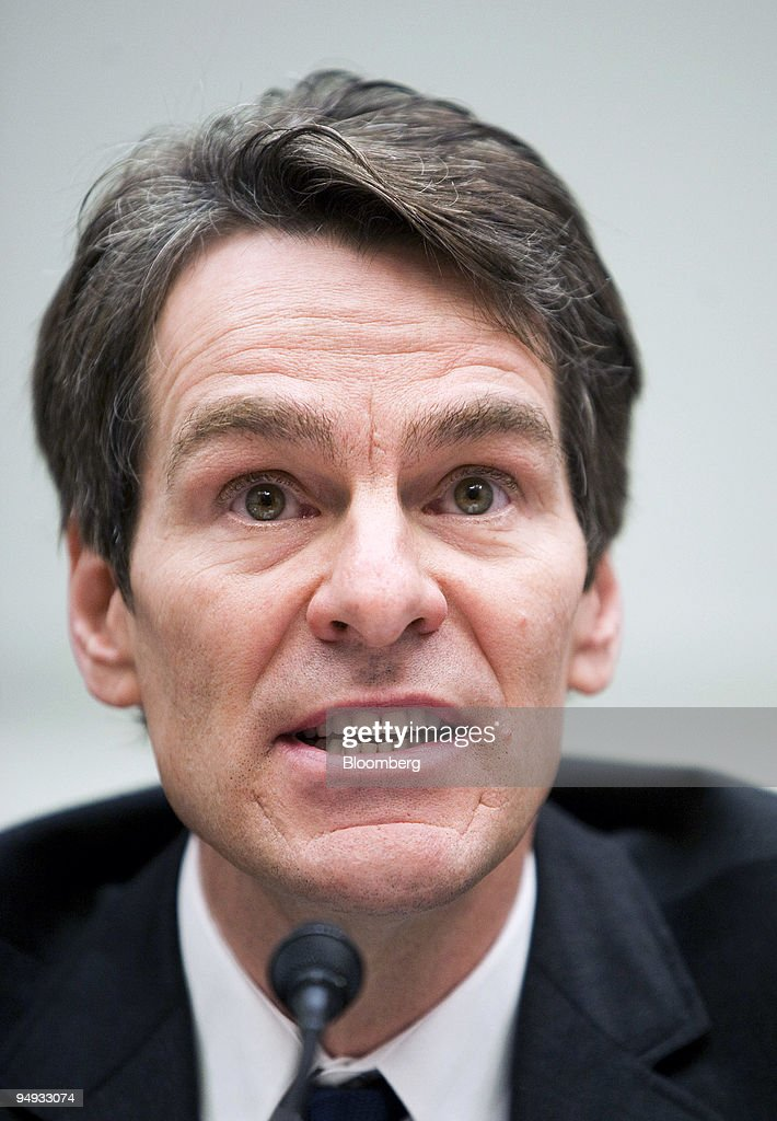 John Cochrane, a professor at the University of Chicago Boot : News Photo