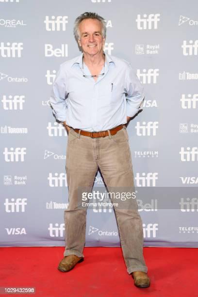 John Collee attends Hotel Mumbai Press Conference during 2018 Toronto International Film Festival at TIFF Bell Lightbox on September 8 2018 in...