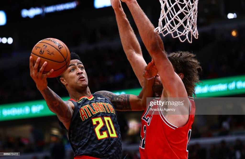 Chicago Bulls v Atlanta Hawks - NBA : News Photo