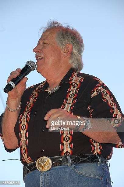 John Conlee performs at the 2014 Stagecoach California's Country Music Festival at The Empire Polo Club on April 26 2014 in Indio California
