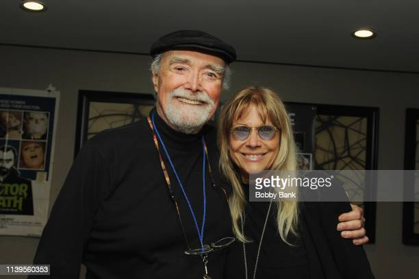 John Considine and Cindy Pickett attend the Chiller Theatre Expo Spring 2019 at Parsippany Hilton on April 26 2019 in Parsippany New Jersey