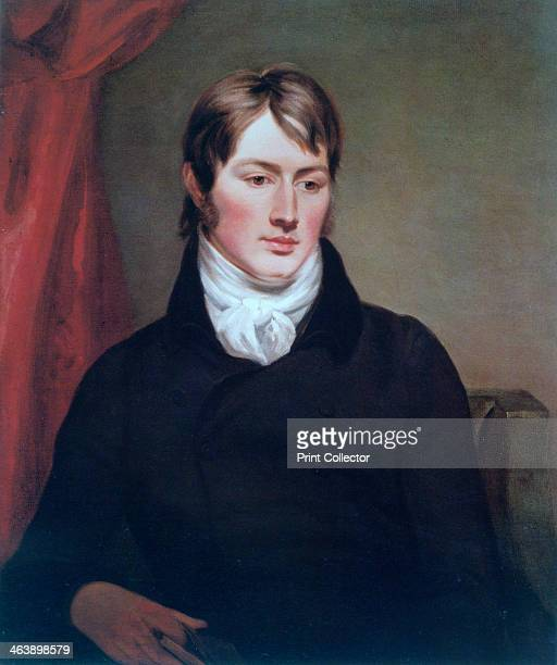 'John Constable', c1799. From the collection of the National Portrait Gallery, London .