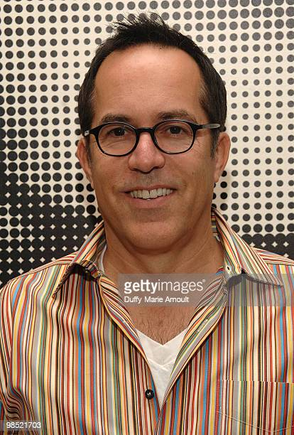 John Cooper attends Sundance Institute Presents Sing Faster The Stagehands' Ring Cycle at Hammer Museum on April 17 2010 in Westwood California