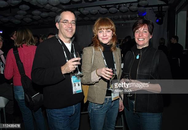 John Cooper Maren Ade director and writer of The Forest for the Trees and Edie Tyler