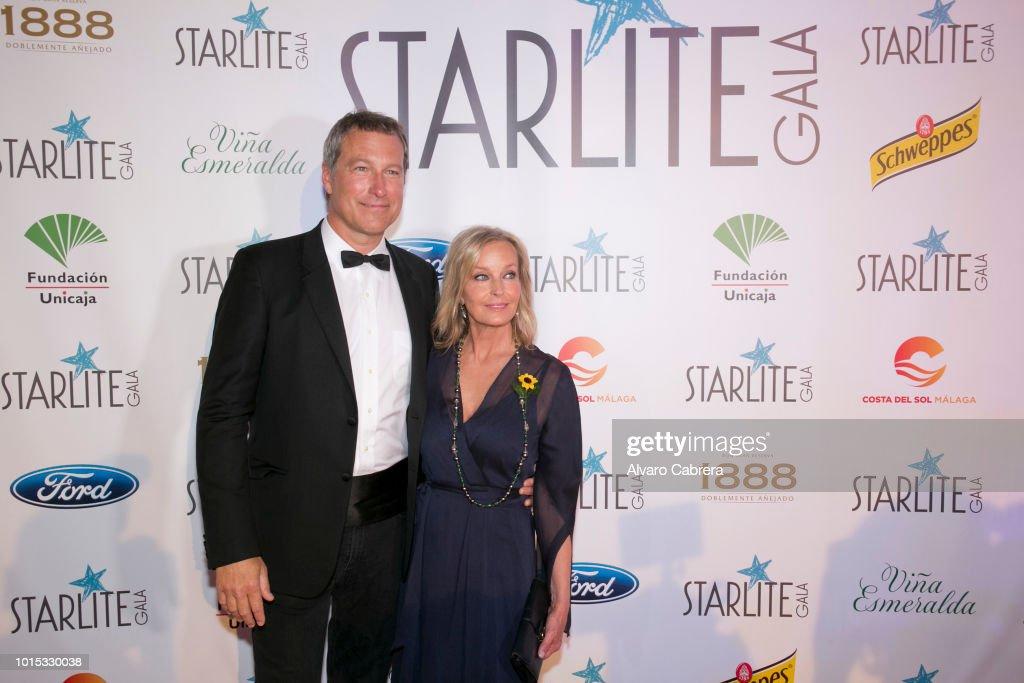 Starlite Gala 2018 in Marbella : ニュース写真