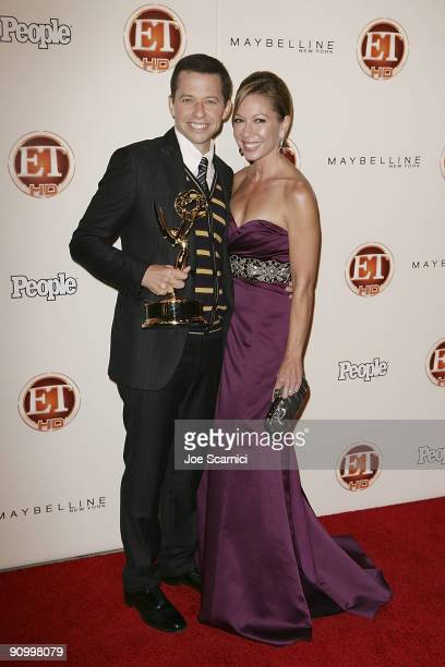 John Cryer arrives at Vibiana for the 13th Annual Entertainment Tonight and People magazine Emmys After Party on September 20, 2009 in Los Angeles,...