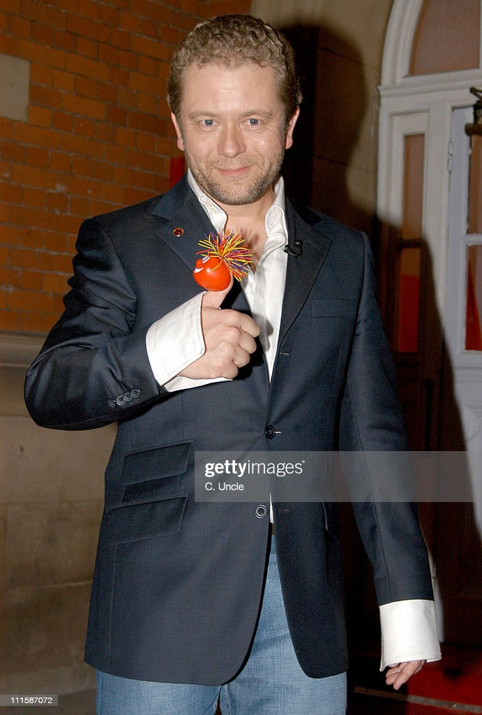Comic Relief Does Fame Academy 2005 - John Culshaw Eviction