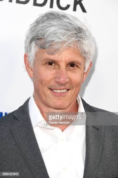 John Curran attends the premiere of Entertainment Studios Motion Picture's 'Chappaquiddick' at Samuel Goldwyn Theater on March 28 2018 in Beverly...