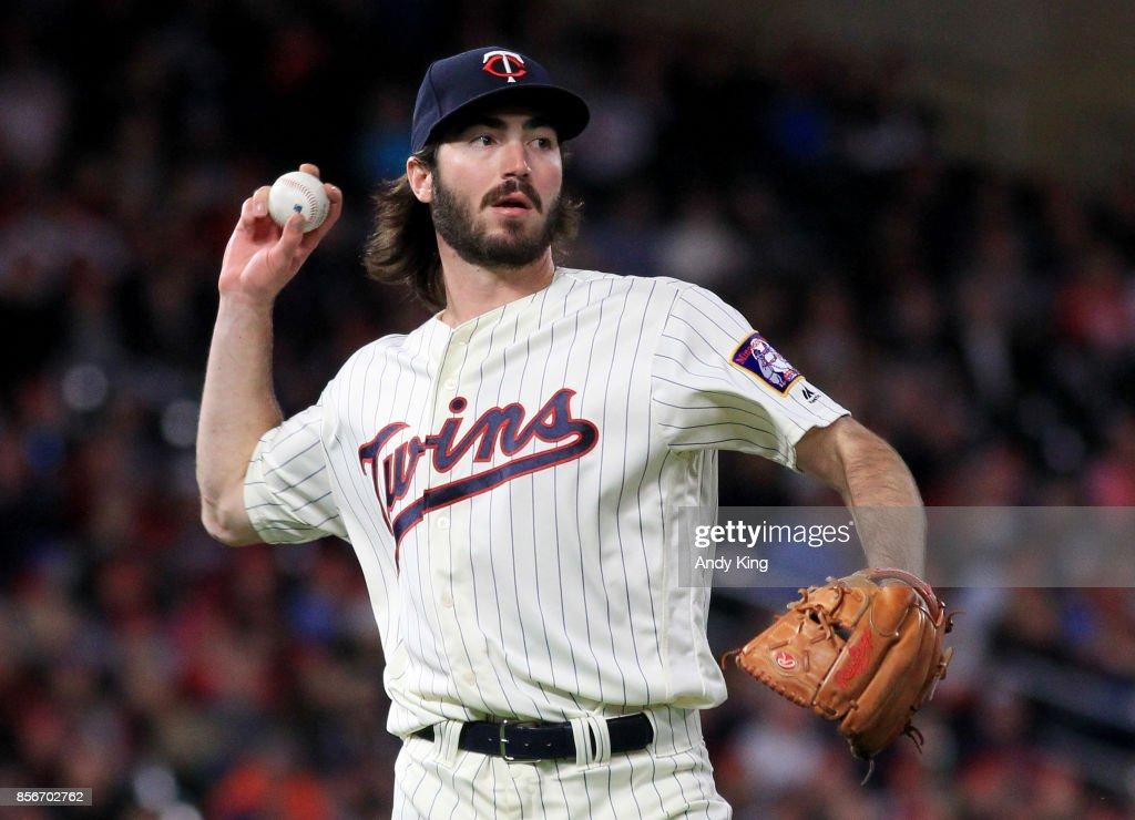 Detroit Tigers v Minnesota Twins : ニュース写真