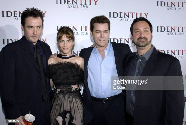 John Cusack Amanda Peet Ray Liotta and James Mangold director