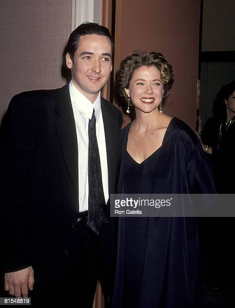 John Cusack and Anette Bening