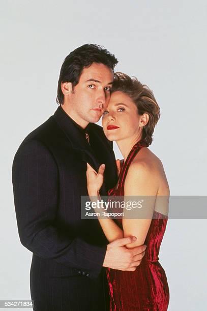 John Cusack and Annette Bening