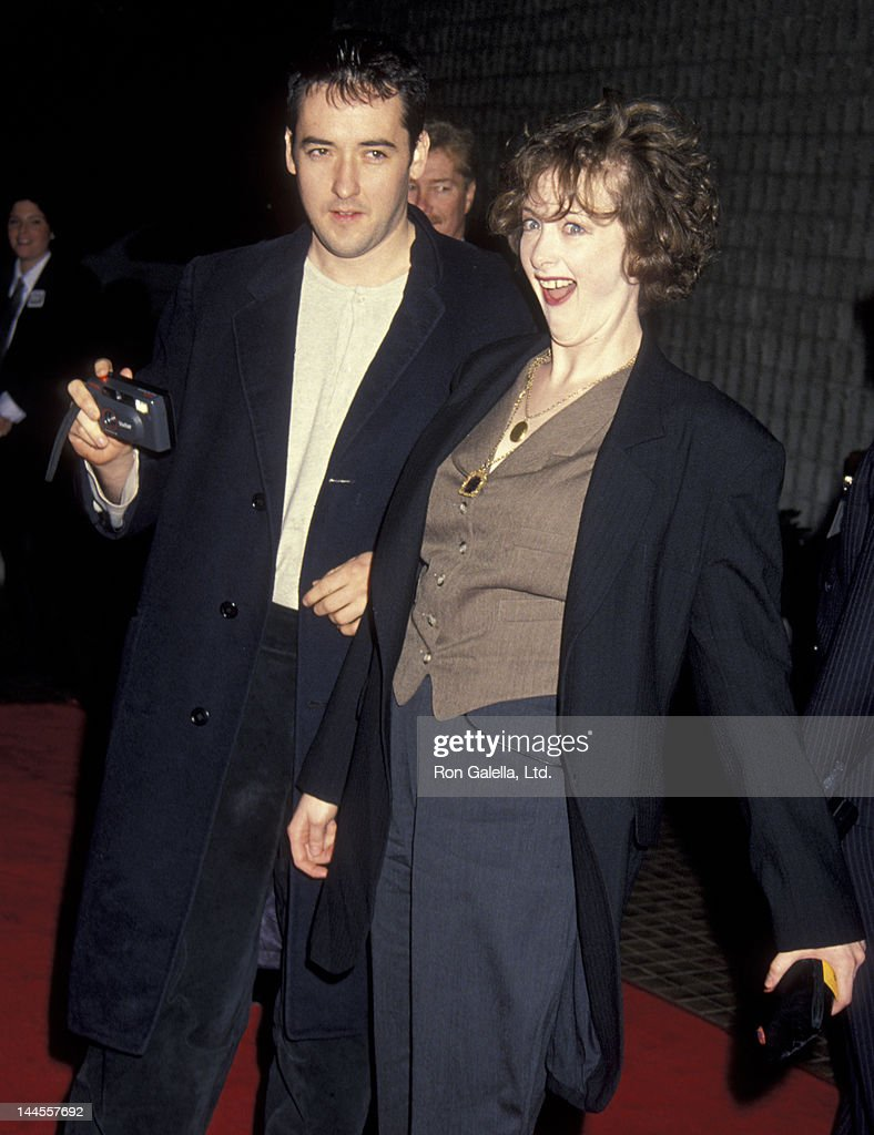 John Cusack And Joan Cusack Attend The Premiere Of Toys On
