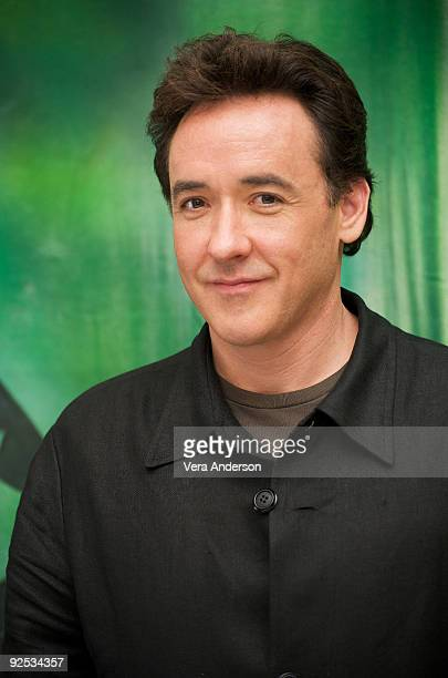 John Cusack at the '2012' press conference at the Ritz Carlton Hotel on August 6 2009 in Cancun Mexico