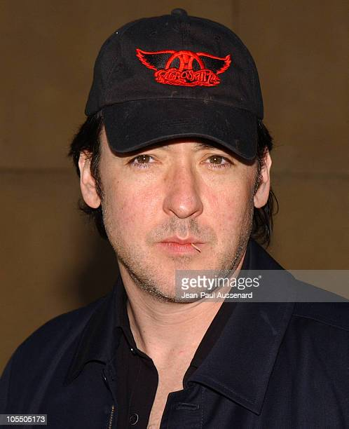 John Cusack during 'Riding Giants' Los Angeles Premiere at The Egyptian Theatre in Hollywood California United States