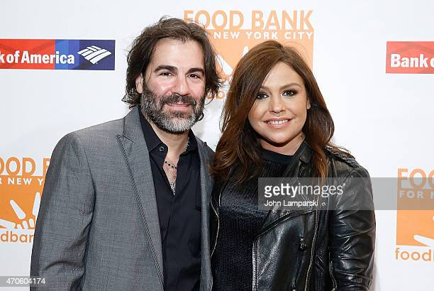 John Cusimano and Rachael Ray attends 2015 Can Do Awards at Cipriani Wall Street on April 21 2015 in New York City