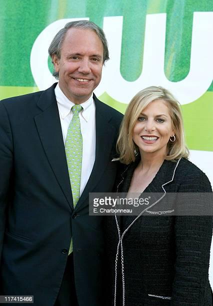 John D Maatta CW COO and Dawn Ostroff CW President of Entertainment