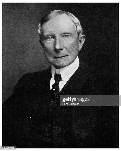 John D Rockefeller American industrialist late 19th century Rockefeller made his fortune in the petroleum industry He founded Standard Oil in 1870...
