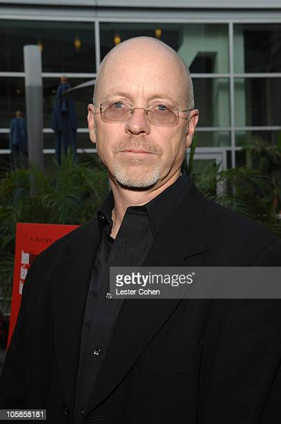 John Dahl during 'You Kill Me' Los Angeles Premiere Red Carpet at ArcLight Hollywood in Hollywood California United States