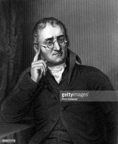 John Dalton English chemist c1860 Dalton was born near Cockermouth Cumbria In 1794 he described colour blindness from which both he and his brother...