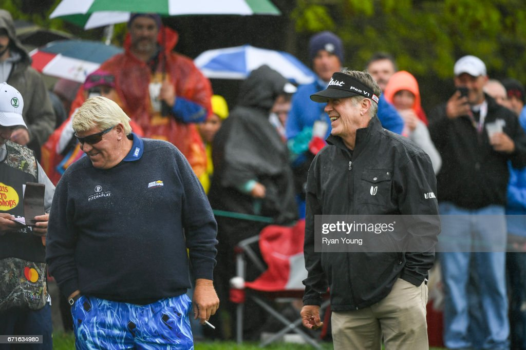 Bass Pro Shops Legends Of Golf - Round Two