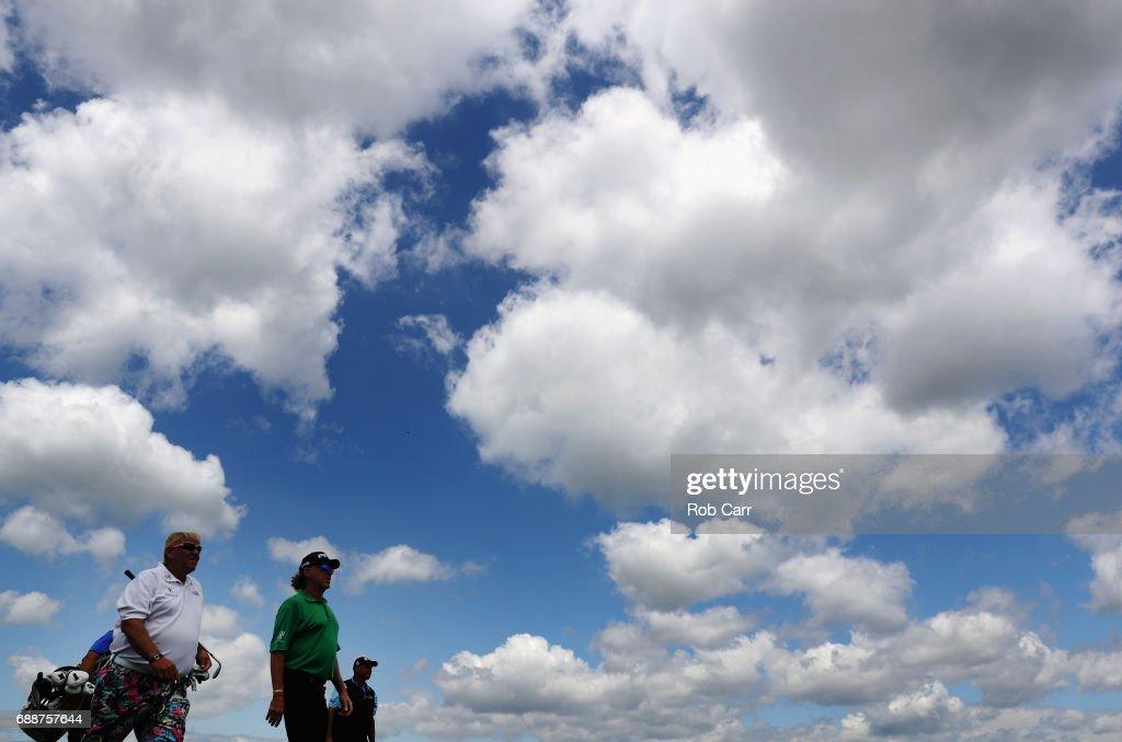 Senior PGA Championship - Round Two