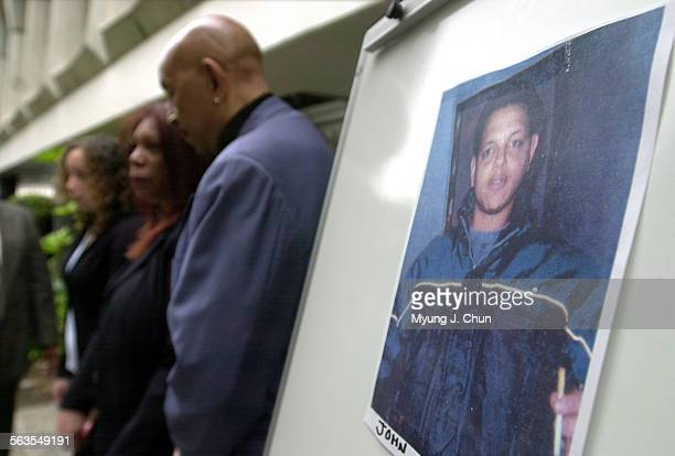 John Dannenberg 36 was found shot to death in the 7300 block of Woodman Avenue in Van Nuys in April His family daughter Kenya Dannenberg aunt Jessie...