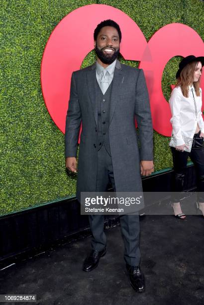 John David Washington attends the 2018 GQ Men of the Year Party at a private residence on December 6 2018 in Beverly Hills California