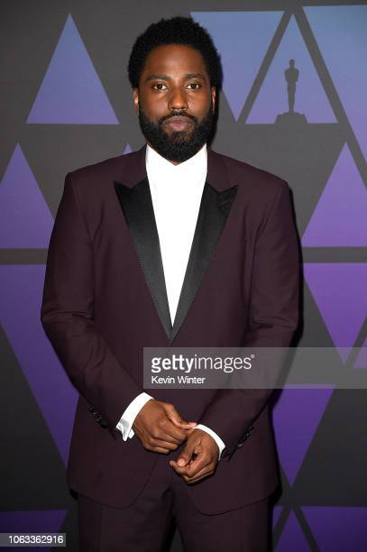 John David Washington attends the Academy of Motion Picture Arts and Sciences' 10th annual Governors Awards at The Ray Dolby Ballroom at Hollywood...