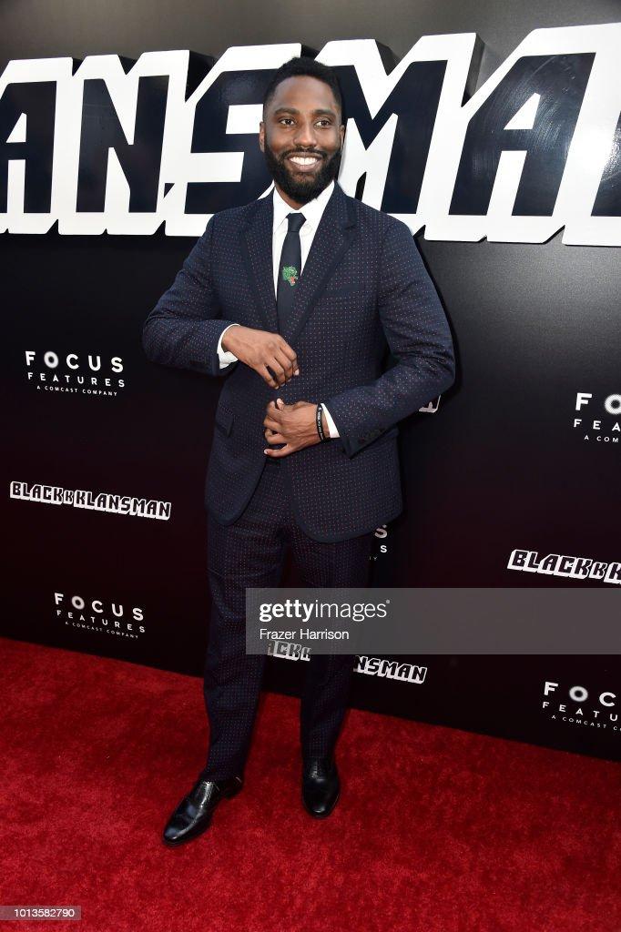 """Premiere Of Focus Features' """"BlacKkKlansman"""" - Arrivals"""