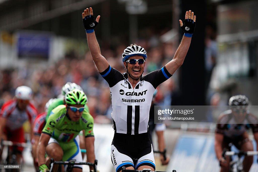 Gent-Wevelgem Cycle Race : News Photo