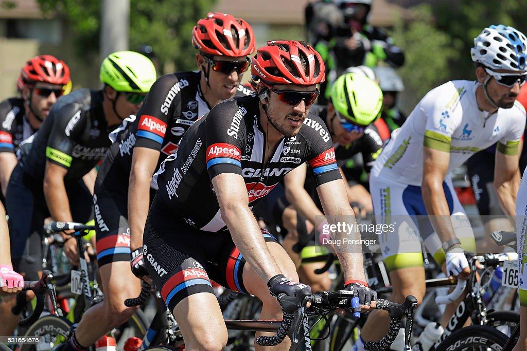 Amgen Tour of California - Stage 1 - San Diego : News Photo