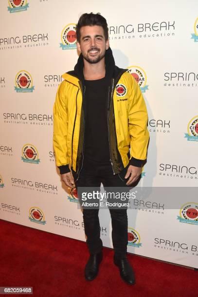 John DeLuca attends City Year Los Angeles Spring Break on May 6 2017 in Los Angeles California
