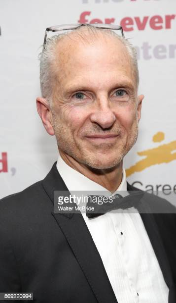 John DeLuca attends the Actors Fund Career Transition For Dancers Gala on November 1, 2017 at The Marriott Marquis in New York City.