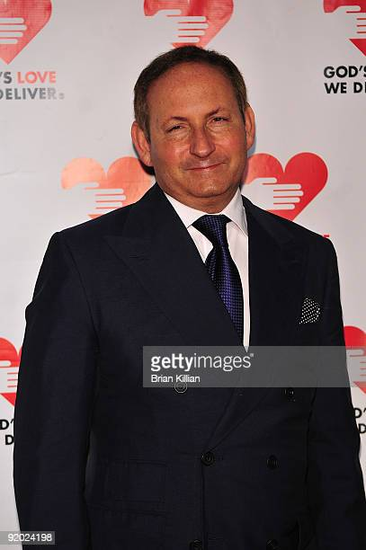 John Dempsey attends the 2009 Golden Heart awards at the IAC Building on October 19, 2009 in New York City.